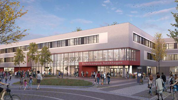 Tim Mithöfer Campus Isernhagen