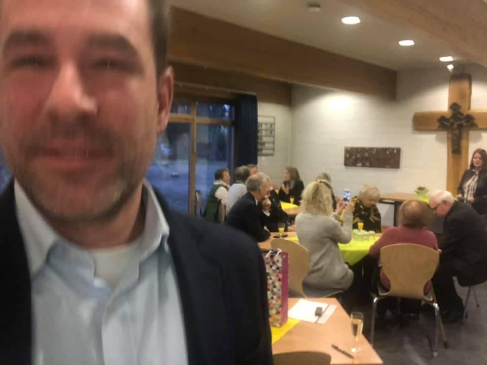 Tim Mithöfer Jubiläum Fischer